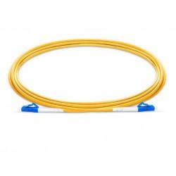 Jarretière Simplex LSOH 9/125 monomode OS2 LC UPC/LC UPC - 10m