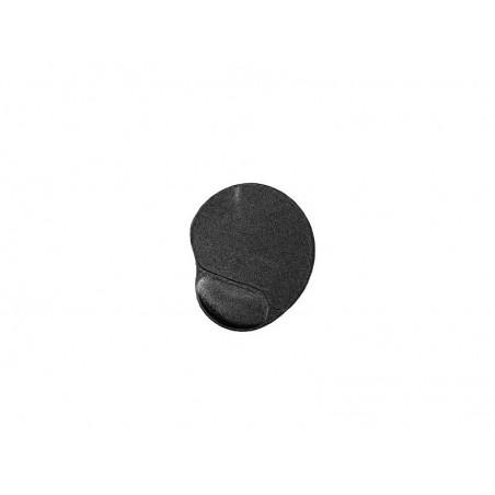 Tapis souris avec repose poignet en Gel - Noir