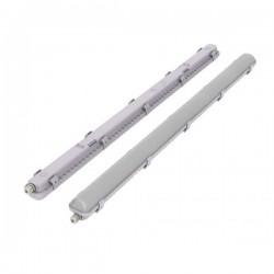 Reglette Everpack 120cm 40W IP65 120Deg - 3000K