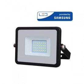 Projecteur LED PRO V-TAC VT-20 20W Samsung chip 6400K