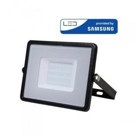 Projecteur LED V-TAC PRO VT-30 30W Samsung Chip 6400K