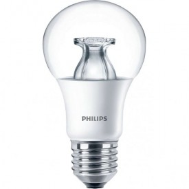 Ampoule Bulbe Philips E27 9W Dimmable 2700K