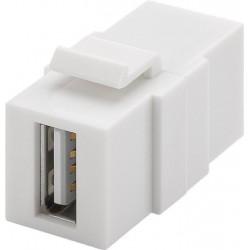Keystone 1 USB2.0 Type A F/F