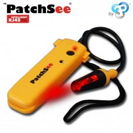 PatchSee - RO/PRO-PL - Pro-PatchLight - Injecteur de lumière - Rouge