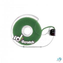 ID-Scratch - Devidoir Velcro 2.5m - Vert