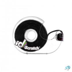 ID-Scratch - Devidoir Velcro 2.5m - Noir