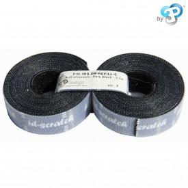ID-Scratch - Recharge Velcro 5m - Noir
