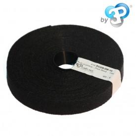 ECO-SCRATCH - Bobine Velcro 10m - Noir