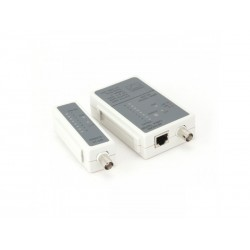 Testeur de câble RJ11 - RJ12 - RJ45 et Coaxial