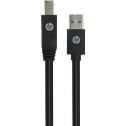 HP - Cordon USB3.0 type A mâle vers USB3.0 type B mâle - 1m