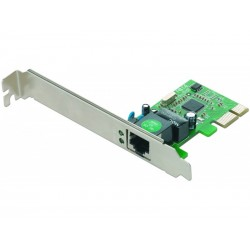 Carte PCI Express RJ45 Gigabits
