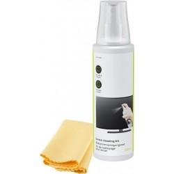 Screen Cleaning - Spray 250ml nettoyant pour écrans + microfibre