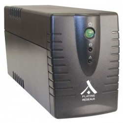 Onduleur Desk 600 VA / 360W Line Interative USB, RS232 et 3xC13