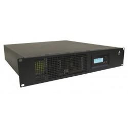 Onduleur Rack 2U 200VA/1200W LCD Line Interactive 1xRS232 1xUSB 4x13