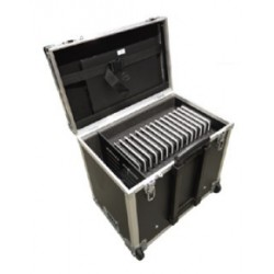 """Valise Multimédia 16 Tablettes 11,6"""" Rang. Transp. Charge"""