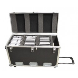 """Valise Multimédia 24 Tablettes 11,6"""" Rang. Transp. Charge"""
