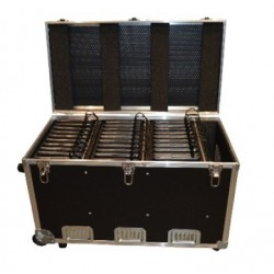 "Valise Multimédia 30 Tablettes 11,6"" Rang. Transp. Charge"