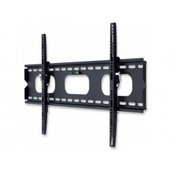"Support TV 32""- 60"" Inclinable 12° Noir Poids Max 80Kg"