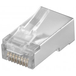 Connecteur RJ45 Cat5e STP...
