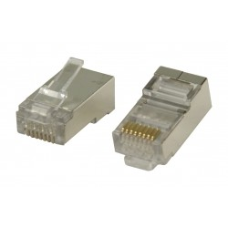 Connecteur RJ45 Cat6 STP...