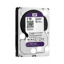 "WD WD20PURZ - HD3.5"" Sata3 2To Purple / surveillance"