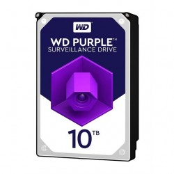 "WD WD101PURZ - HD3.5"" Sata3 10To Purple / surveillance"