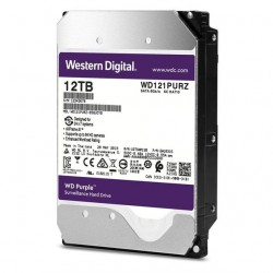 "WD WD121PURZ - HD3.5"" Sata3 12To Purple / surveillance"