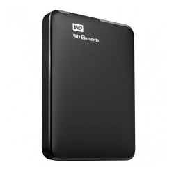 "WD HD WDBUZG0010BBK-WESN ext 2.5"" USB3 1To Elements Portable black"