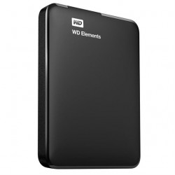 "WD HD WDBU6Y0030BBK-WESN 2.5"" USB3.0 3To Elements Portable black"