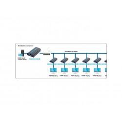 Recepteur pour extendeur HDMI Full HD Ref. 600532 - IP 120m