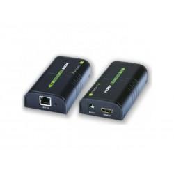 Extendeur HDMI Full HD sur câble Cat6 IP jusqu'à 120m