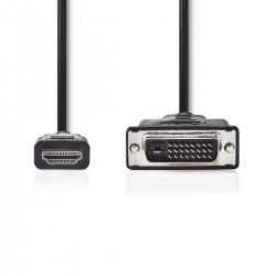 Cordon HDMI vers DVI-D24+1