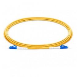 Jarretière Simplex LSOH 9/125 monomode OS2 LC UPC/LC UPC