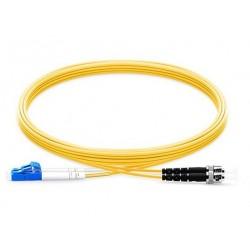 Jarretière Duplex LSOH Monomode OS2 G652D LC/ST