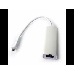 Adaptateur Micro USB B mâle vers RJ45 Fast Ethernet 10/100 Mbps