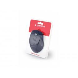 Souris USB2.0 4Boutons + scroll 800 à 1200DPi - Noir - cordon 1,80m