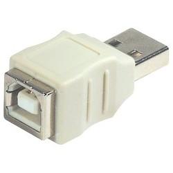Adaptateur USB A Mâle vers USB B Femelle