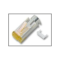 Connecteur RJ45 Cat6a blindé, Hirose
