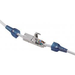 Connecteur de câble sans outil SlimCAT 6A, blindé