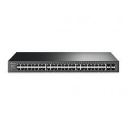 TP-LINK T1600G-52TS + 4Ports SFP 10/100/1000 Administrable