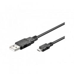 Câble USB 2.0 Type A Mâle...