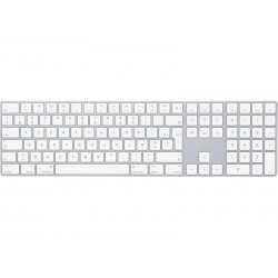Clavier Apple Magic Keyboard AZERTY avec pavé numérique