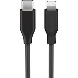 Câble MFI USB3.0 Type C Mâle vers Lightning