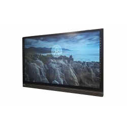 Ecran intéractif capacitif tactile LCD Led HD 4K Win/And +HP 86p