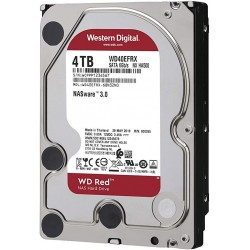 WD WD40EFRX - HDD 4TO NAS 3.5pouces