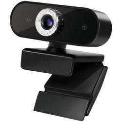 Webcam HD 2MP avec Micro 1280x720p 30FPS 180° - câble USB 1,45m
