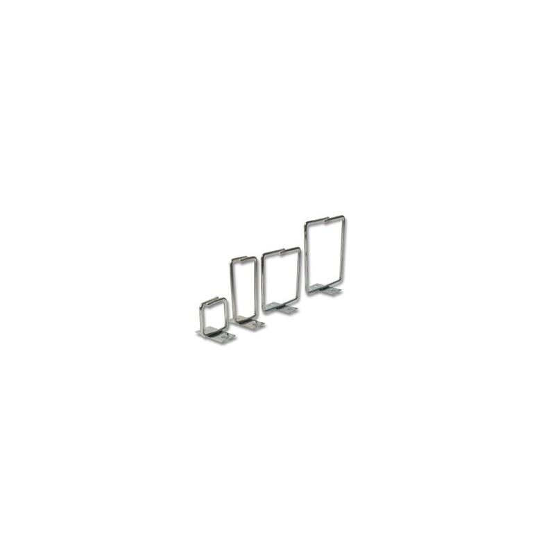 Anneaux de passage de câbles 40x40 - 10 pcs