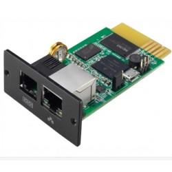 INFOSEC - Carte intégrable de com RJ45 - AGEN SNMP I PRO