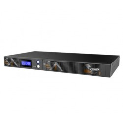 INFOSEC E3 Live 1500 RM Onduleur Line Interactive 1500 VA 1U 4x IEC